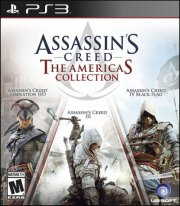 assassin's creed: the americas collection - PS3