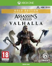 assassins creed: valhalla - gold edition - xbox one