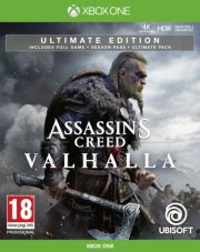 assassins creed: valhalla - ultimate edition - xbox one