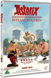 asterix - byplanlæggeren - DVD