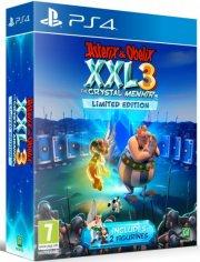 asterix & obélix xxl 3 - the crystal menhir - limited edition - PS4