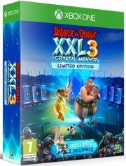 asterix & obélix xxl 3 - the crystal menhir - limited edition - xbox one