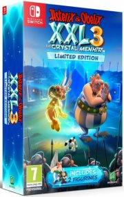 asterix & obélix xxl 3 - the crystal menhir - limited edition - Nintendo Switch