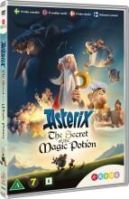 asterix og trylledrikkens hemmelighed - DVD