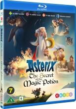 asterix og trylledrikkens hemmelighed - Blu-Ray