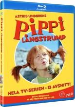 astrid lindgren: pippi långstrump - box  - Blu-Ray