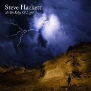 steve hackett - at the edge of light  - CD + DVD