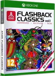 atari flashback classics vol. 1 - xbox one