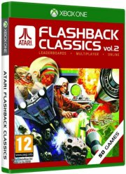 atari flashback classics vol. 2 - xbox one