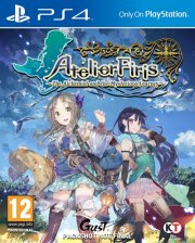 atelier firis: the alchemist and the mysterious journey - PS4