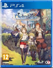 atelier ryza: ever darkness & the secret hideout - PS4