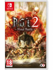 attack on titan 2 - final battle / a.o.t. 2 - Nintendo Switch
