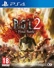 attack on titan 2 - final battle / a.o.t. 2 - PS4