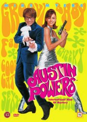 austin powers - international man of mystery - DVD