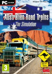 australian road trains - PC