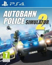 autobahn police simulator 2 - PS4