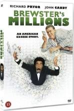 brewster's millions / av min arv - DVD
