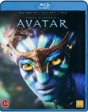 avatar  - 3D Blu-ray + Blu-Ray + dvd