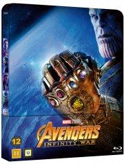 avengers 3 - infinity war - steelbook - Blu-Ray