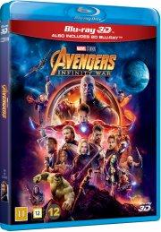 avengers 3 - infinity war - 3D Blu-Ray