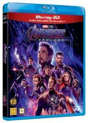 avengers endgame 2d+3d+bonus disc - blu ray - Blu-Ray