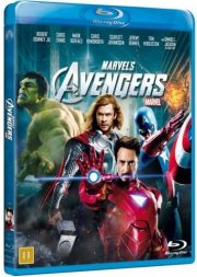 the avengers - 3D Blu-Ray