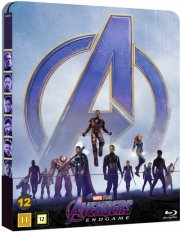 avengers 4 - endgame - steelbook - Blu-Ray