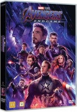 avengers 4 - endgame - DVD