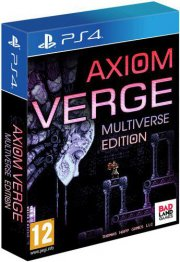 axiom verge: multiverse edition - PS4