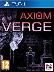 axiom verge - PS4
