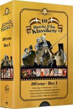10 danske filmklassikere - 1930'erne - boks 1 - DVD