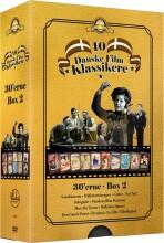 10 danske filmklassikere - 1930'erne - boks 2 - DVD
