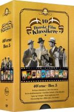 10 danske filmklassikere - 1940erne - boks 5 - DVD