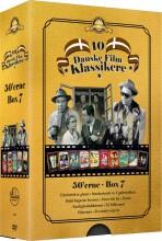 10 danske filmklassikere - 1950'erne - boks 7 - DVD