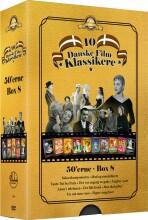 10 danske filmklassikere - 1950'erne - boks 8 - DVD