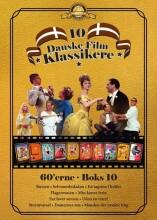 10 danske filmklassikere - 1960'erne - boks 10 - DVD