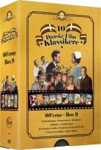 10 danske filmklassikere - 1960'erne - boks 9 - DVD