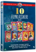 10 filmklassikere saga studio - 10-dvd boks - vol. 2 - DVD