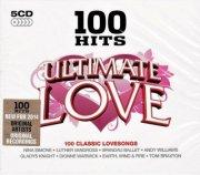 - 100 hits - ultimate love - cd