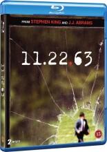 11.22.63 - sæson 1 - Blu-Ray