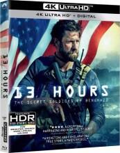 13 hours - 4k Ultra HD Blu-Ray