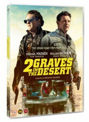2 graves in the desert - DVD