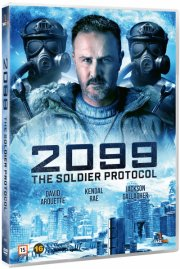 2099 - the soldier protocol / the wheel - 2019 - DVD