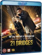 21 bridges - Blu-Ray