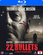 l'immortel / 22 bullets - Blu-Ray