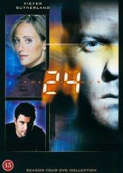 24 timer - sæson 4 - DVD