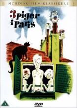 tre piger i paris - DVD