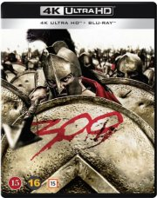 300 - 4k Ultra HD Blu-Ray