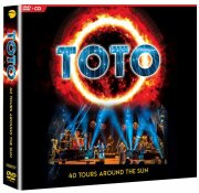 toto - 40 tours around the sun - cd