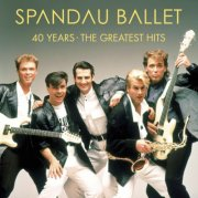 spandau ballet - 40 years - the greatest hits - cd